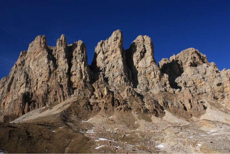 Maximilian Klettersteig : Klettersteig maximilian u erosszähneu d die schutzhütten im rosengarten